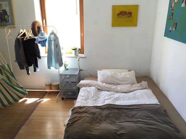 Helles schönes Zimmer nähe München - Fürstenfeldbruck - Huoneisto