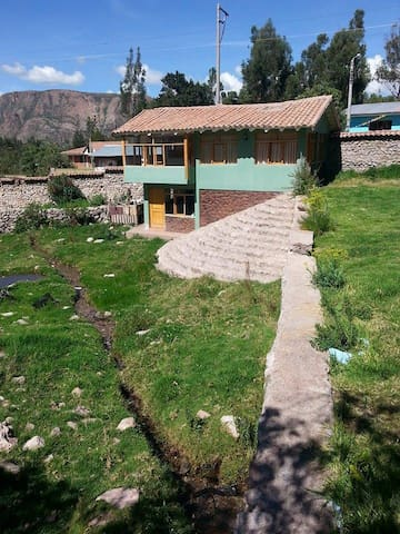 Country house in Urubamba - Urubamba - Hus