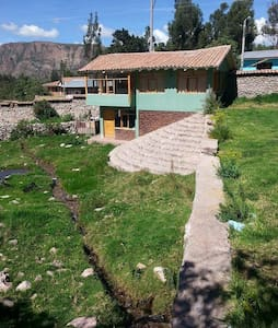 Country house in Urubamba - Urubamba - บ้าน