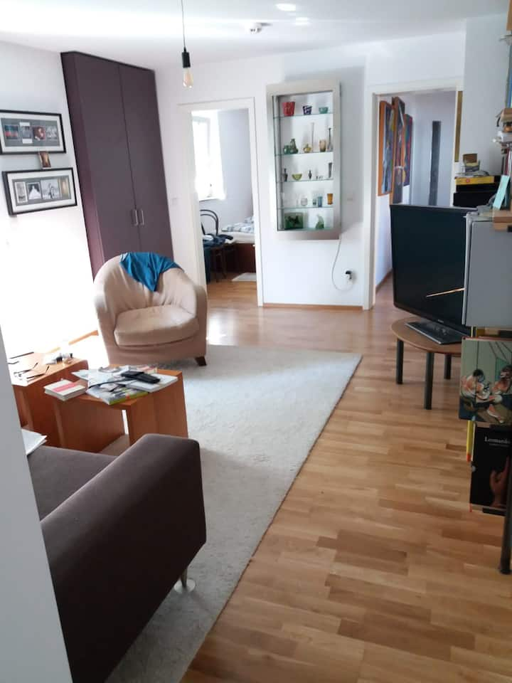 Hübsche 3-Zimmer-Wohnung in München-Neuhausen