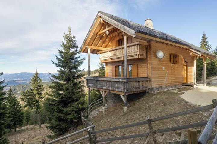Luxury Chalet in Koralpe near Ski Area with Sauna