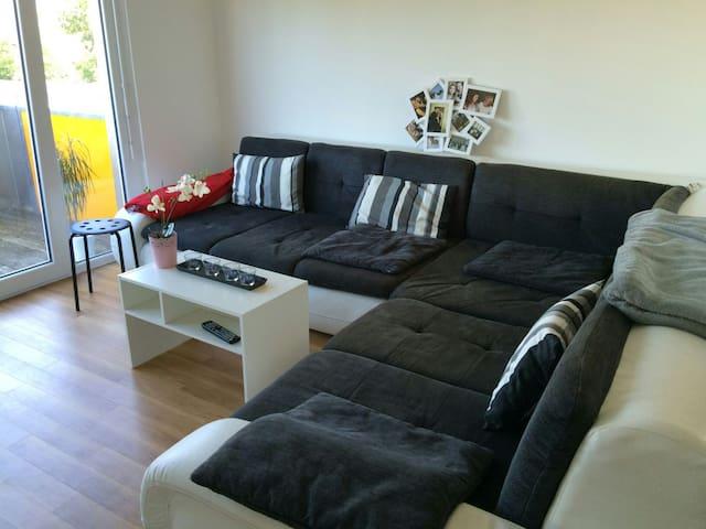 Moderne Wohnung mit Balkon - Weiden in der Oberpfalz - Apartment