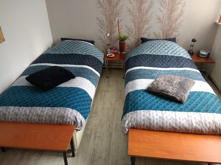 Sleeping close to Eindhoven Airport, city center.