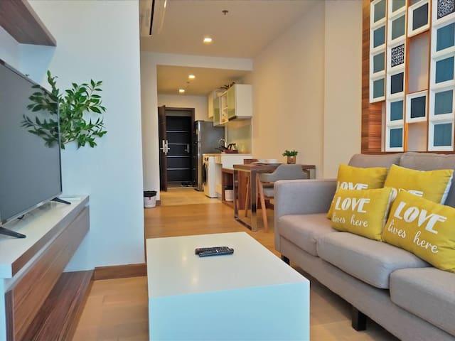 New 1 Bedroom Chiangmai Landmarked!! By Mint_Nie