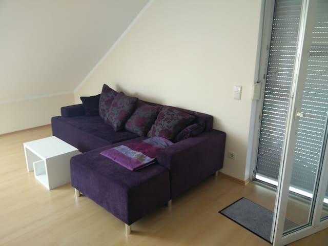 2-Room Apartment near S-Bahn - Gilching