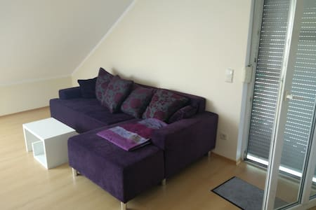 2-Room Apartment near S-Bahn - Gilching - Huoneisto