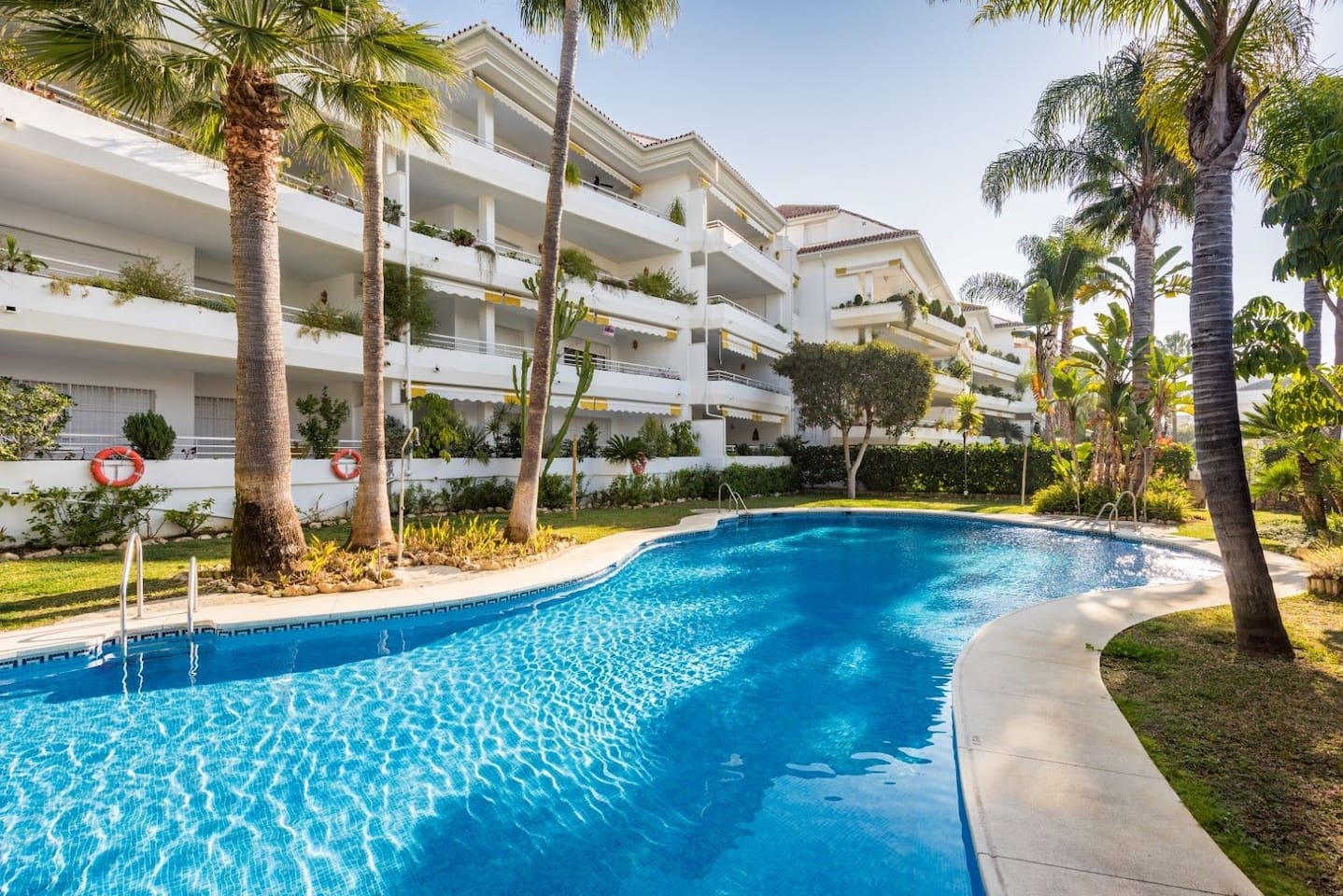 Apartamento Marbella - piscina