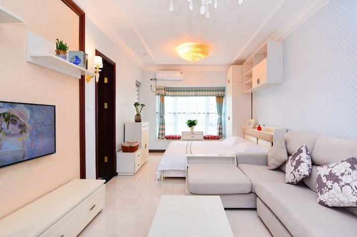 Hey·喜遇·公寓 - Beihai - Apto. en complejo residencial