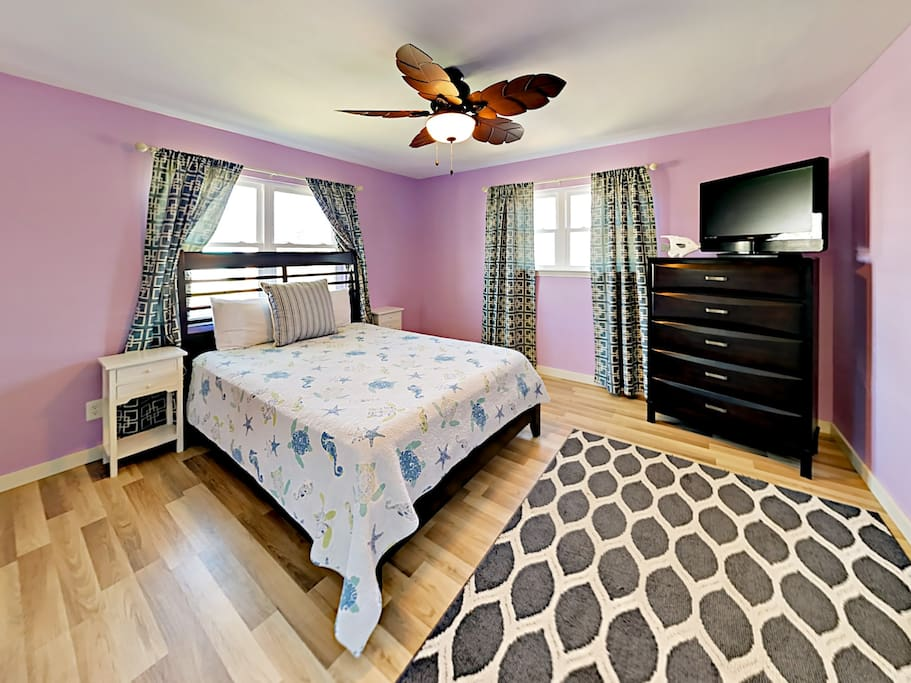 Your rental is professionally managed by TurnKey Vacation Rentals.