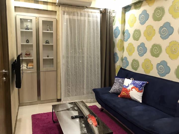 Diantie's Room @Bogor Valley