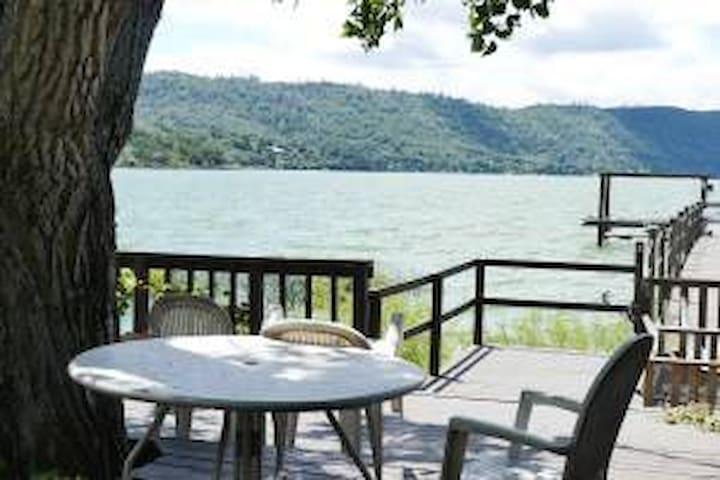 Lake front - Clearlake - Apartment