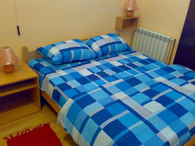 Hostel M .net - Double Room