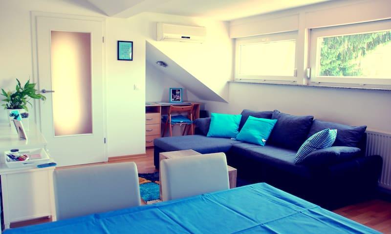 Feels like home. - Ljubljana - Apartment