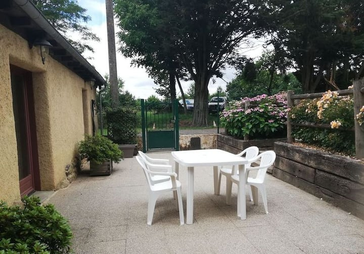 Maison en campagne Bretonne