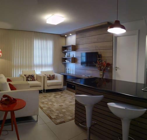 Cobertura sala 2 suites 701.1.2 Granja Brasil