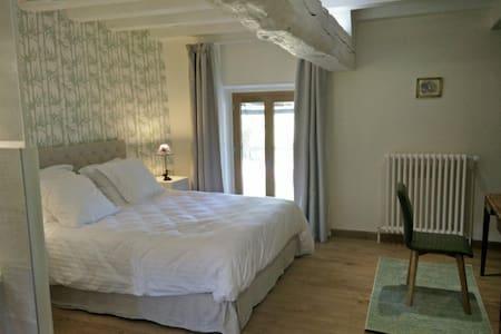 Double room-Ensuite with Bath-La chambre Coulanges