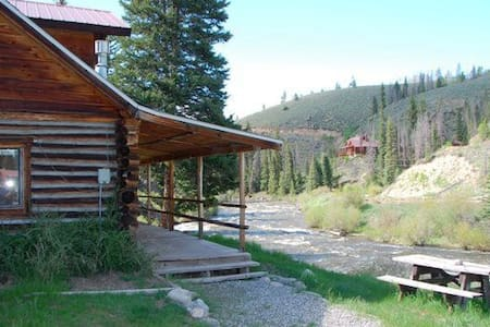 River House north of Silverthorne, CO. - パーシャル - 一軒家