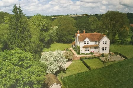 5 Bedroom Family House With Delightful Views