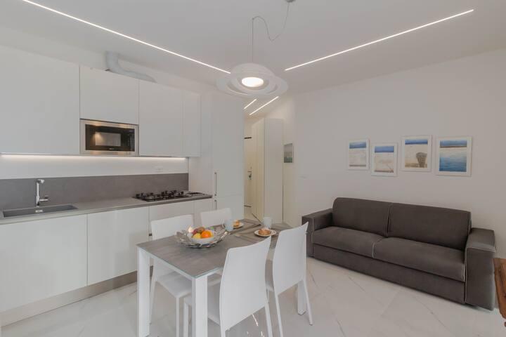 IQUATTROPASSI - Appartamento 5 ospiti