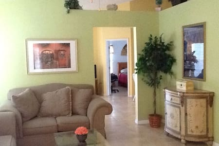 4br/3ba Disney Area Luxury Resort with pool/spa - Clermont - Casa