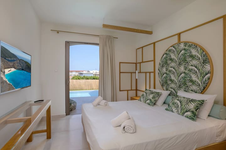 AGAVE Premium DB Room with Private Swimming Pool