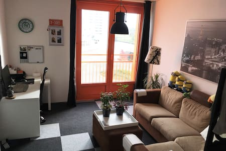 Cozy apartment nearby city centre - Groningen