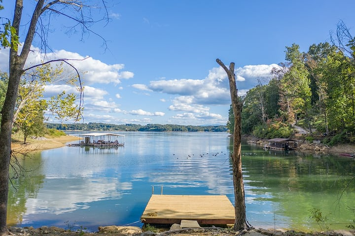 Cherokee Lake Escape (New Property Listing)