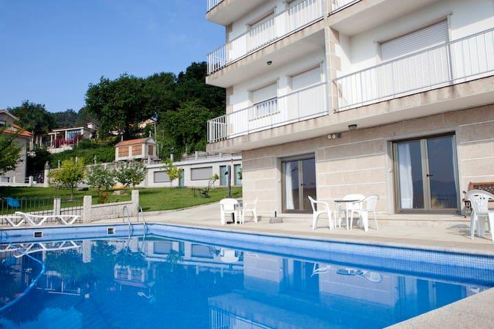 apartamento con vistas al mar - Pontevedra - Apartamento