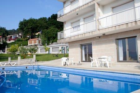 apartamento con vistas al mar - Pontevedra - Pis