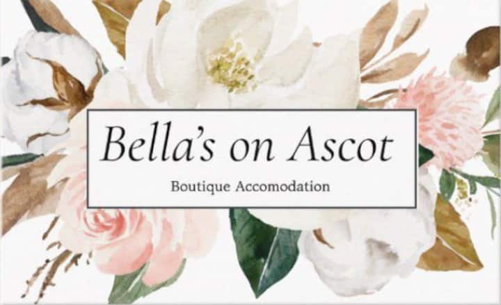 Bella's on Ascot  Cottage Style Accommodation