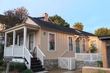 Sea la Vie Cottage ..a gem respite - Pacific Grove