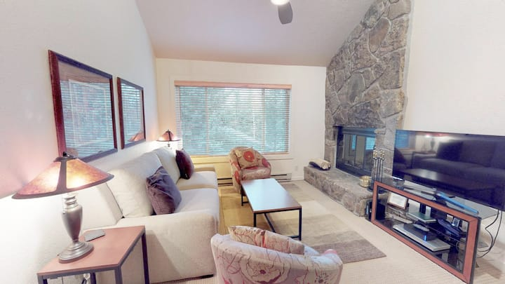Villas ~ Unit 1206 ~ Snowmass Club Access