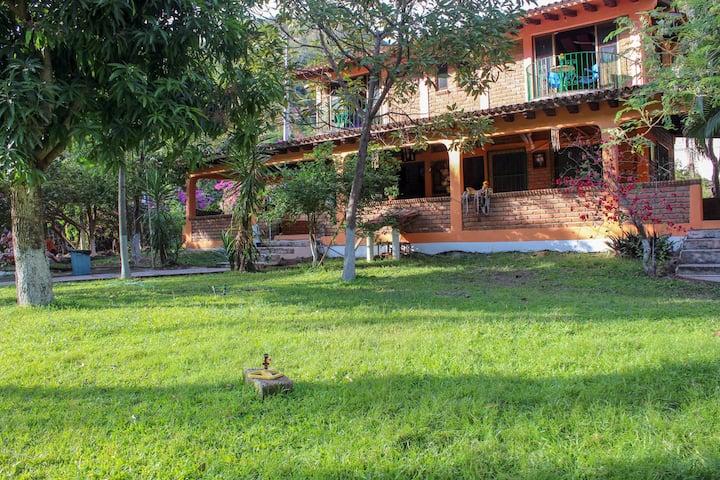 Habitación Calandria en Casa de campo La Potranca