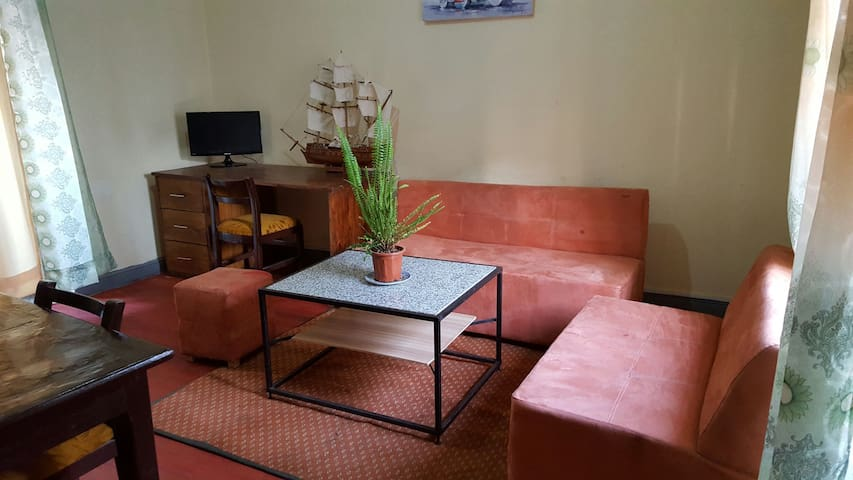 En plein Isoraka 2-pièces meublé - Tananarive - Departamento