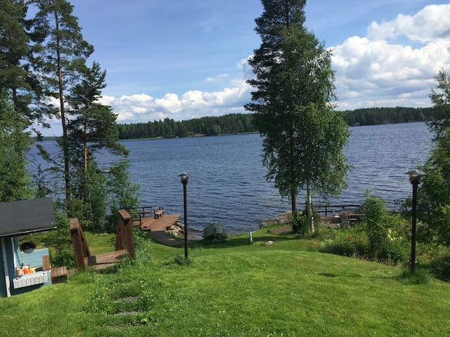 Villa Kiviranta - Kuopio - Hus