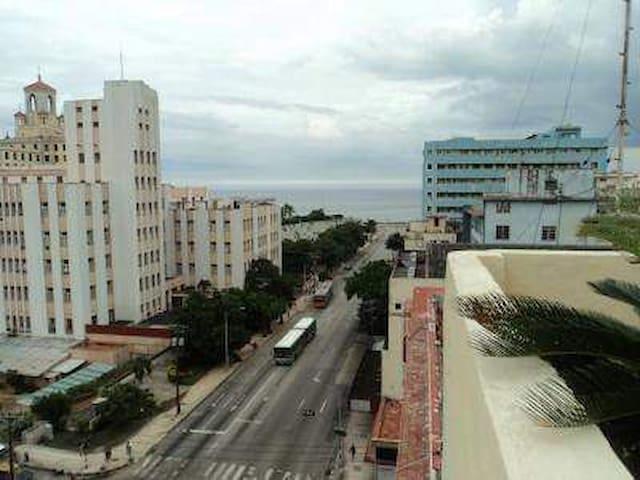 """Hostal La Rampa"" Alquiler de habitaciones. 1 - La Habana - Lägenhet"