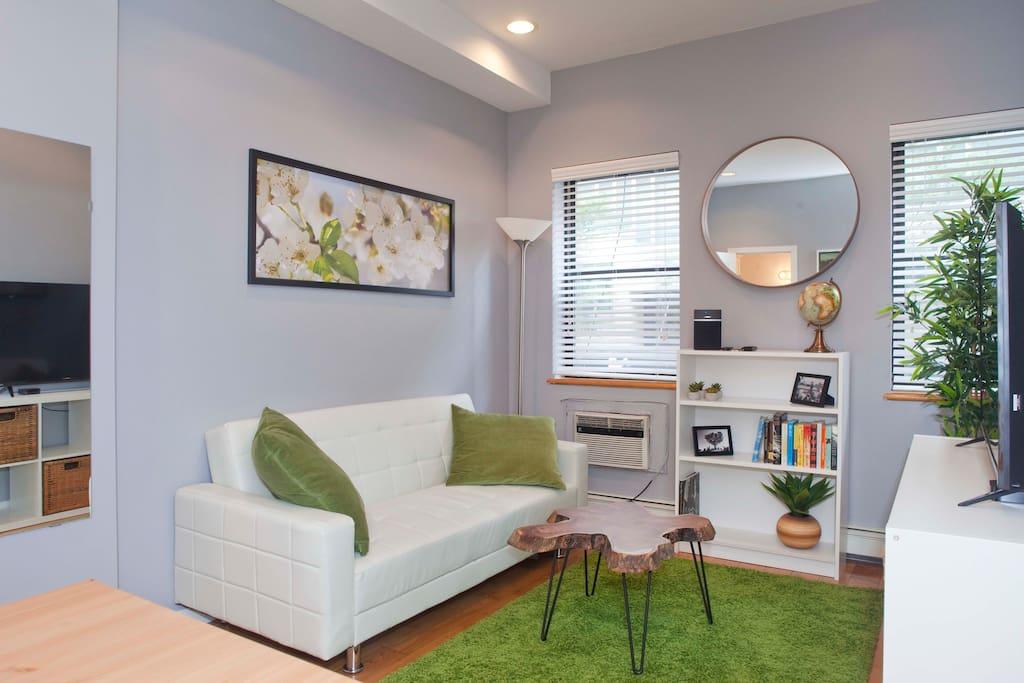 Modern sunny 1br in midtown apartamentos en alquiler en nueva york nueva york estados unidos - Alquiler apartamentos nueva york ...