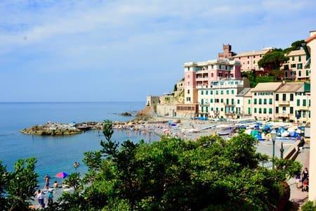 Genova Sturla, Via Vernazzola, Riviera Ligure - Genova
