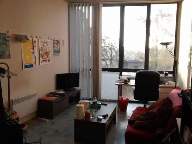 Appartement  30m² centre d'angoulême - Angoulême - Apartment