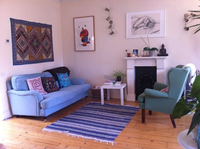Gorgeous large flat, quiet and central - Bristol - Appartement