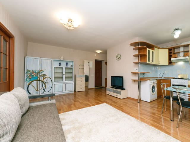 Romantic and happy double apartment