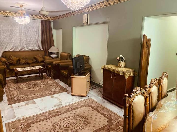 Amazing Cozy apartment 2BR / 15 mints to airport