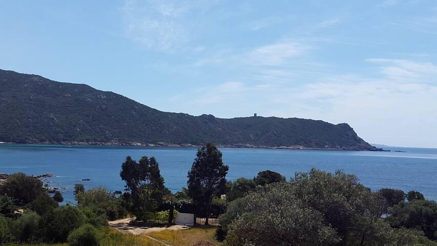Villa idéale pour 10 personnes vue mer - Coti-Chiavari - Villa