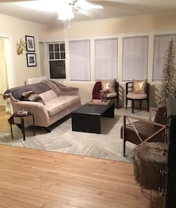 Cozy 1 Bdrm Apt in Historic Downer - Milwaukee - Apartamento