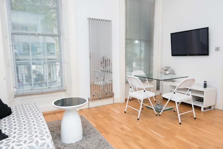 Central London Covent Garden flat