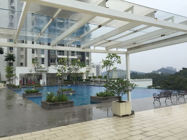 Great place for family holidays - Kuala Lumpur - Apartemen