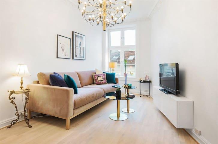 Cozy apartment - close to the city center