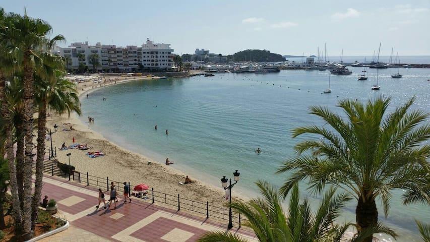 Ibiza Santa Eularia apartmn playa - Santa Eulària des Riu - Apartamento
