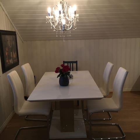 Apartment in Tromsø, Tromsdalen - Tromsø - Departamento