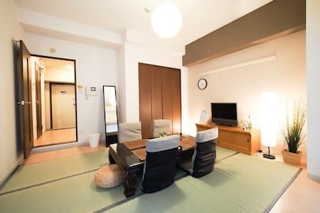 大阪难波道顿堀 免费移动wifi  21 - Chūō-ku, Ōsaka-shi - 公寓
